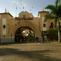 Photo taken at Mercado de Nuestra Señora de África by Alex M. on 12/22/2012