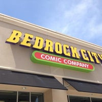 Photo taken at Bedrock City Comic Company by Wendell K. on 9/21/2013