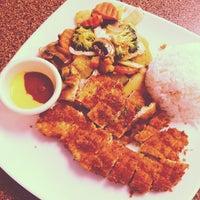 Photo taken at Sushi Time by Tim L. on 9/26/2012