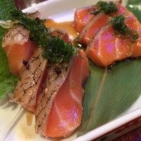Photo taken at Fujiyama Sushi & Yakitori Bar by Tim L. on 12/29/2015