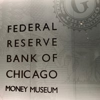 Photo taken at Federal Reserve Bank of Chicago by Tim L. on 4/7/2017