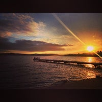 Photo taken at Warners Bay by Daniel K. on 4/19/2014