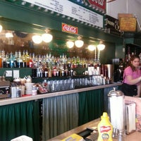 Photo taken at MacAlpine's Soda Fountain by Dave R. on 3/10/2013