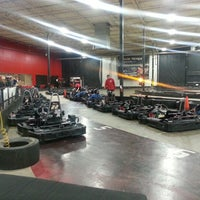 Photo taken at Octane Raceway by Dave R. on 1/3/2013
