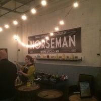 Photo taken at Norseman Distillery by Ryan N. on 11/7/2014