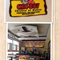 Photo taken at Chick-Boy Chicken At Baboy -Carmen Rosales,Pangasinan by Annalyn C. on 7/31/2013