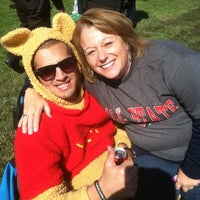 Photo taken at Ball State Tailgate Town by Jeff M. on 10/6/2012