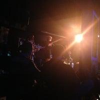 Photo taken at Sanat Cafe & Bar by Serdar B. on 2/2/2013