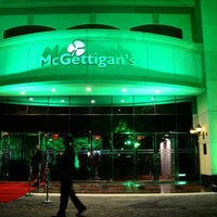 Photo taken at McGettigan's AUH #McGettigansAUH by McGettigan's on 10/23/2014