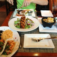 Photo taken at Mission Grill by Olik B. on 5/17/2013