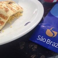 Photo taken at São Braz Coffee Shop by Mônica C. on 10/1/2014