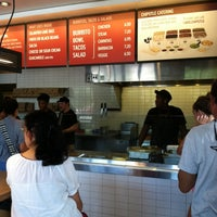 Photo taken at Chipotle Mexican Grill by George B. on 7/26/2014