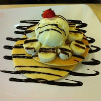 Photo taken at Mr. Pancake by Dimas on 8/15/2013