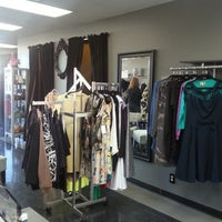 Photo taken at Trade Chic Plus Size Boutique by Ian H. on 1/16/2013