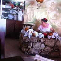 Photo taken at La Chaya Maya by Roy M. on 1/9/2013