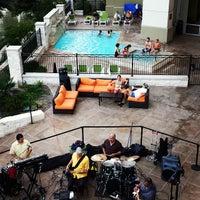 ... Photo Taken At Wyndham Garden Riverwalk Hotel By The San Antonio R. On  8/ ...