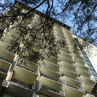 Photo taken at Hilton Palacio del Rio by The San Antonio R. on 10/19/2012