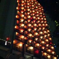 Photo taken at Hilton Palacio del Rio by The San Antonio R. on 12/4/2012
