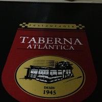 Photo taken at Taberna Atlântica by Anastacio J. on 5/11/2013