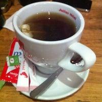 Photo taken at Gundulich cafe by Stanko C. on 2/8/2013