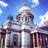 7/2/2013にАлинка А.がSaint Isaac's Cathedralで撮った写真