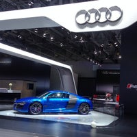 Photo taken at Audi на mmac by Anastasya A. on 8/29/2014