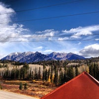 Photo taken at Silver Pick Lodge Durango (Colorado) by Christina N. on 10/13/2012