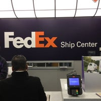 Photo taken at FedEx Ship Center by Daniel W. on 3/22/2013