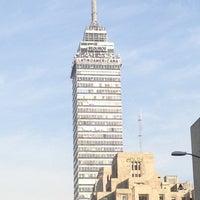 Foto tomada en Torre Latinoamericana por Anna F. el 12/9/2012