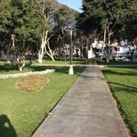 Photo taken at Parque de California by Miguel B. on 8/5/2013