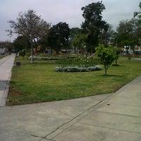 Photo taken at Parque Del Divino Maestro by Miguel B. on 11/21/2012