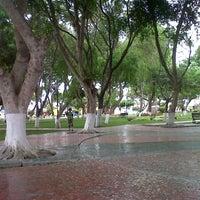 Photo taken at Parque de California by Miguel B. on 12/21/2012