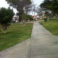 Photo taken at Parque Del Divino Maestro by Miguel B. on 11/7/2012
