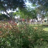 Photo taken at Parque Del Divino Maestro by Miguel B. on 12/6/2012