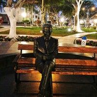 Photo taken at Parque de California by Miguel B. on 9/2/2013