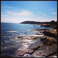 Photo taken at Acadia National Park by Ryan C. on 8/7/2013