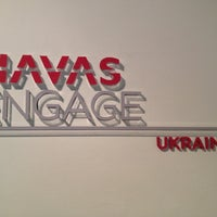 Photo taken at HAVAS ENGAGE UKRAINE by Nataliya M. on 9/25/2012