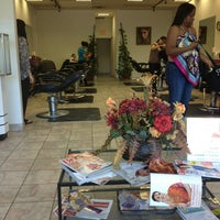 Photo taken at Hair Images by Jackie V. on 4/6/2013
