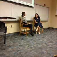 Photo taken at Albro-Falconer-Manley Science Center (Spelman College) by Jackie V. on 4/4/2013