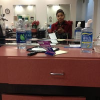 Photo taken at Hair Images by Jackie V. on 12/27/2012