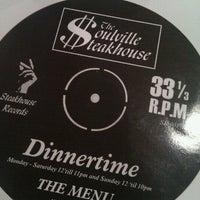 Снимок сделан в The Soulville Steakhouse пользователем James J. 1/31/2013