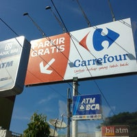 Photo taken at Carrefour by Niar_Idris on 4/10/2014