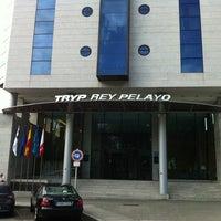 Foto tirada no(a) Hotel Tryp Rey Pelayo por Daniel em 5/11/2014
