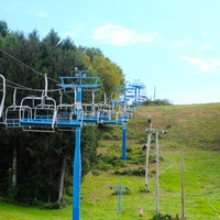 Photo taken at Thunder Ridge Ski Area by Houlihan Lawrence on 9/23/2012