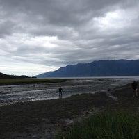 Photo taken at Hope, Alaska by Jesse W. on 7/28/2014
