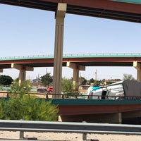Photo taken at I-10 West by EPPR Trans E. on 4/30/2014