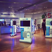 Photo taken at Nintendo NY by Amy B. on 10/16/2012