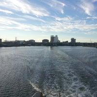 Photo taken at Bridgeport & Port Jefferson Ferry by William L. on 9/19/2012
