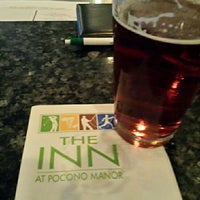 Photo taken at Inn at Pocono Manor by Jack H. on 10/3/2014