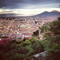 Photo taken at Largo San Martino by Antonio P. on 12/9/2012